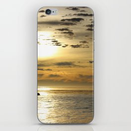 Sunrise Leo Carrillo iPhone Skin