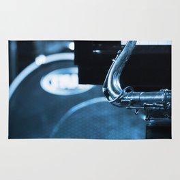 Jazz Quartet Rug