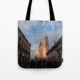 Zacatecas City  Tote Bag