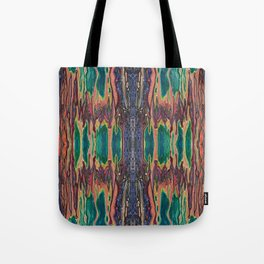 Unknown Immortal Species (The Door of Transcendence) (Reflection) Tote Bag