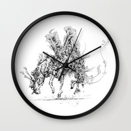 re-search Wall Clock