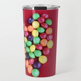 Skittles Heart Travel Mug