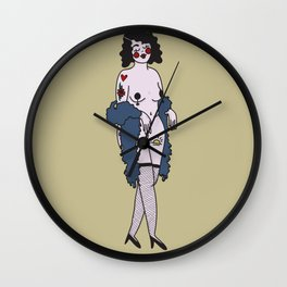 Downtime Wall Clock