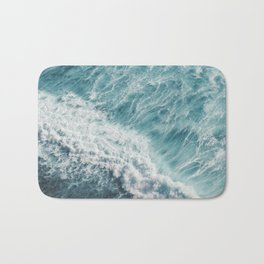Saltwater Feelings Ocean Surf Bath Mat