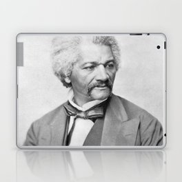 Frederick Douglass Laptop & iPad Skin
