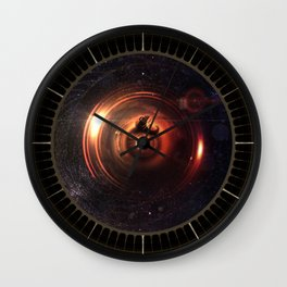 Spelljammer and the Dust of a Thousand Stars Wall Clock