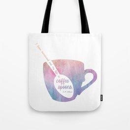 Do I Dare Disturb the Universe? Tote Bag