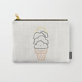 Everyday is like Sundae Carry-All Pouch