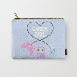 Gamer Girl Carry-All Pouch