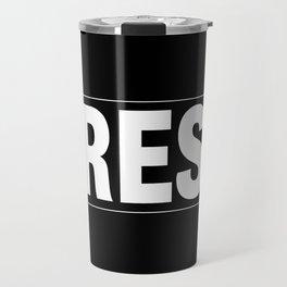 Press pass Travel Mug