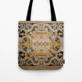 Going For Baroque Tote Bag