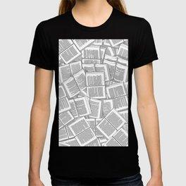 Literary Overload T-shirt