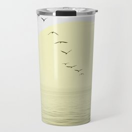 Birds Migrating Travel Mug