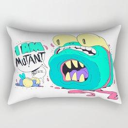 Not a Teenage Mutant Ninja Turtle Rectangular Pillow