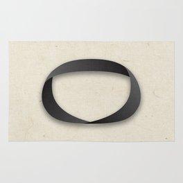 Möbius strip Rug