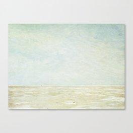 Beach Art Canvas Print