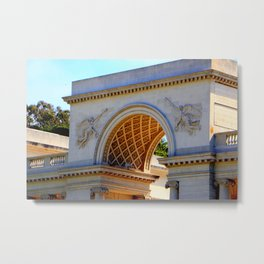 Triumpuh! Harold Found The Golden Arch Metal Print