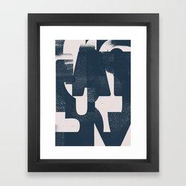 Typefart 006 Framed Art Print