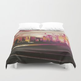Cosa c'èra prima / What was there before Duvet Cover