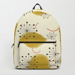 Retro Abstract Pattern 1 Backpack