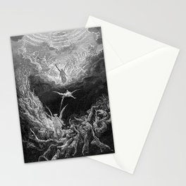 Gustave Doré's The Last Judgement Stationery Cards