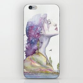 Arise by Ruth Oosterman iPhone Skin