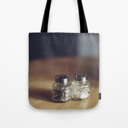 SALT & PEPPA Tote Bag