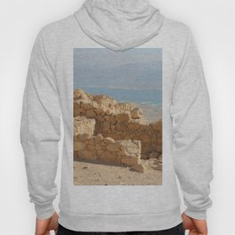 ABOVE THE DEAD SEA Hoody