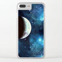 Moonbeam Clear iPhone Case