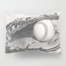 Baseball Pillow Sham