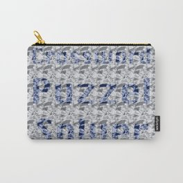 """Crossword Solver Merit """"Badge"""" Carry-All Pouch"""