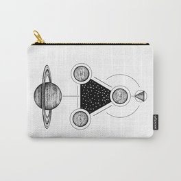 Misterium Saturnia Carry-All Pouch