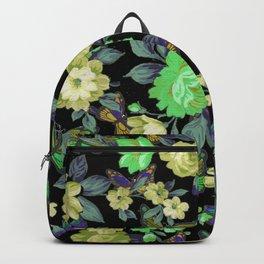 july roses & butterflies Backpack