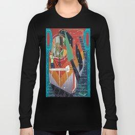 Auspicious Fish Long Sleeve T-shirt