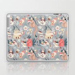 Tea Spirit pattern Laptop & iPad Skin