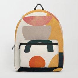 Modern Abstract Art 70 Backpack