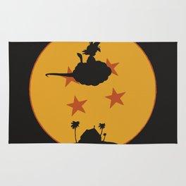 孫悟空 (Son Gokū) Rug