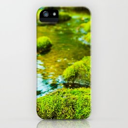 Stepping Stones iPhone Case