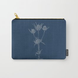 Milk Thistle Blueprint Carry-All Pouch