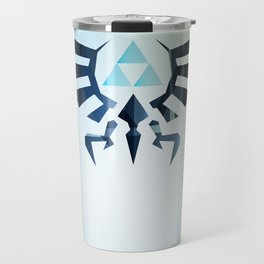 The Legend of Zelda - Hyrule Rising Poster Travel Mug