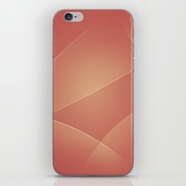 Whiskey, Contessa & Fuzzy Wuzzy Brown Colors iPhone Skin