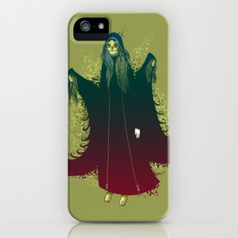 3 Witches iPhone Case