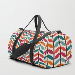 Optical Overlap #1 Duffle Bag