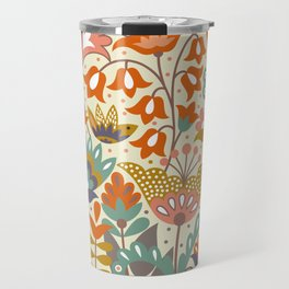 Forest flowers Travel Mug