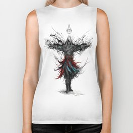 assassins creed Biker Tank