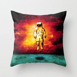 Deja Entendu Brand New Throw Pillow
