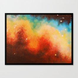 Nebulous.2 Canvas Print
