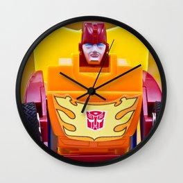 G1 Transformers Autobot Rodimus Prime Wall Clock