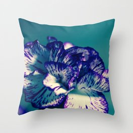 Carnation - Side shot Throw Pillow