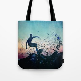 Waverider Tote Bag
